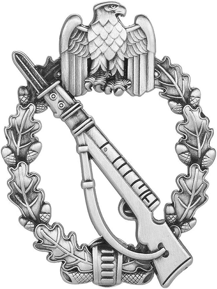 GuDeKe WWII German Infantry Assault Combat War Badge
