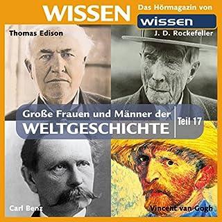 Große Frauen und Männer der Weltgeschichte 17 Titelbild