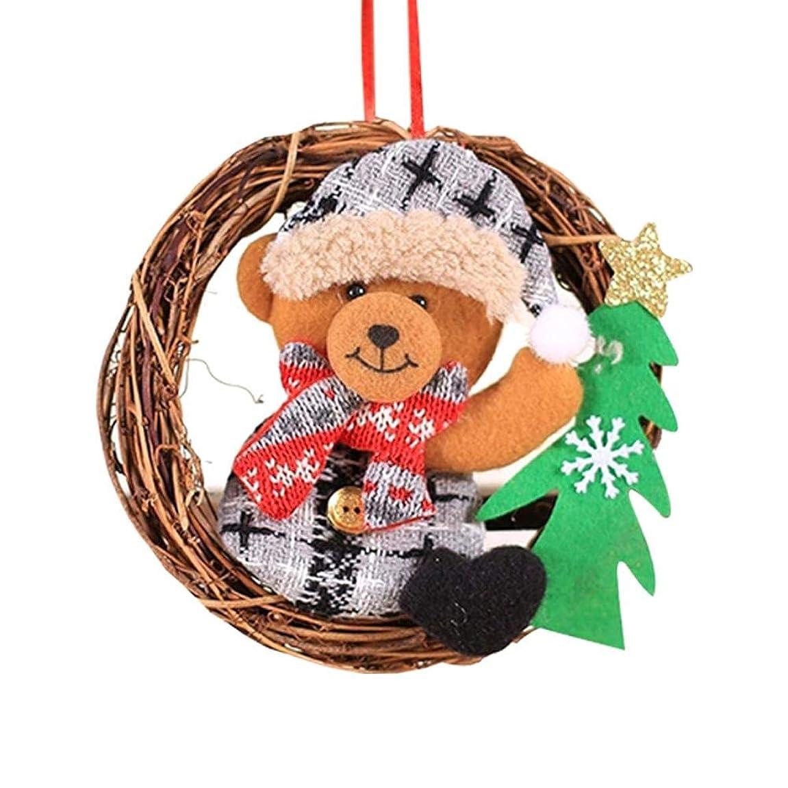 世界に死んだ義務付けられたヒューズshopparadise クリスマスツリー飾り サンタ人形 クリスマスオーナメント クリスマスツリ 可愛い雪だるま 吊り装飾用 インテリア飾りクリスマス雰囲気満載 クリスマス飾り クリスマスツリー飾り 壁掛け 玄関掛け 装飾 ストラップ 置物 熊 サンタクロース 雪だるま トナタ パーディー プレゼント
