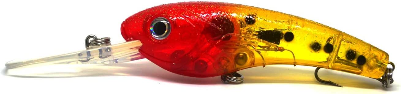 4 Fishing Attract Lure Light Flashers ~ New