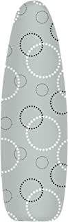 """SHERWOOD Standard Size Ironing Board Cover - 15"""" x 54"""" - Resists Scorching and Staining - Hook and Loop Fastener Straps - ..."""