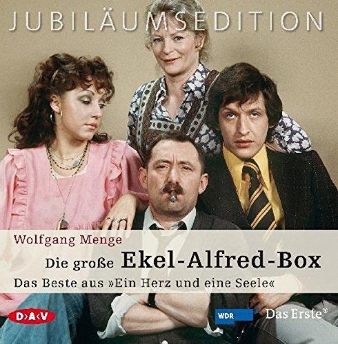 Die große Ekel-Alfred-Box: Das Beste aus