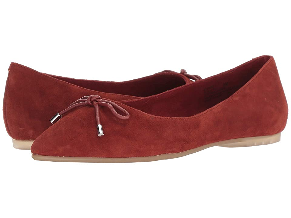 Me Too Alisia (Rust Suede) Women