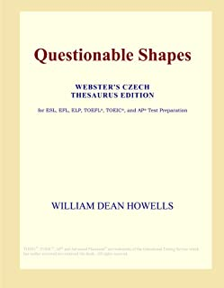Questionable Shapes (Webster's Czech Thesaurus Edition)