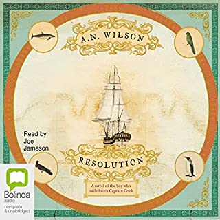 Resolution audiobook cover art