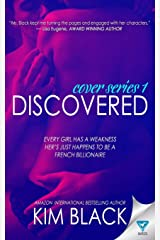 Discovered (The Cover Series) (Volume 1) Paperback
