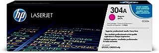 HP 304A (CC533A) Original Toner für HP Color LaserJet CP2025, CM2320, Magenta