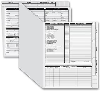 real estate listing folder product 275