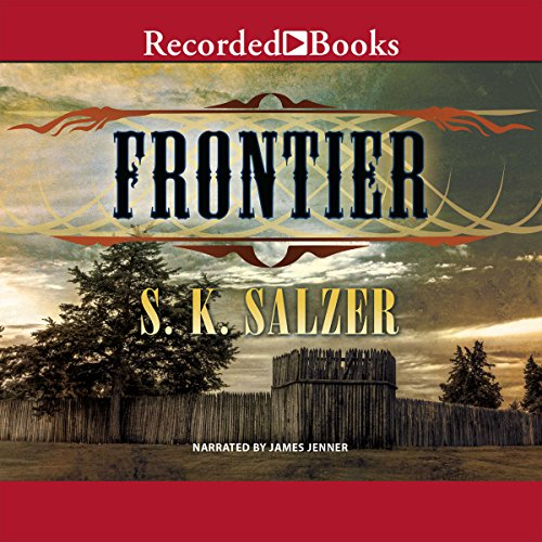 Frontier audiobook cover art