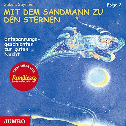 Mit dem Sandmann zu den Sternen 2 Titelbild