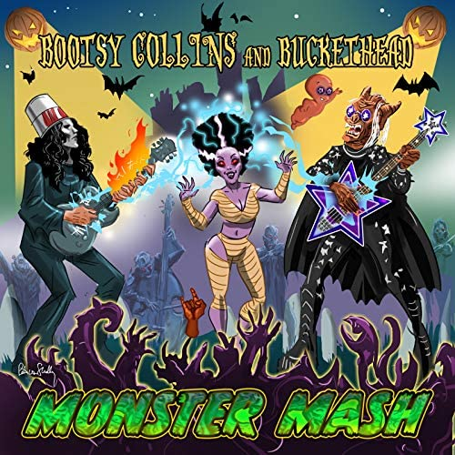 Bootsy Collins & Buckethead