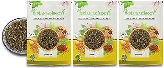 IndianJadiBooti Dhamasa - Damasha - Dhamasha - Dhamaasa - Woestijn Fagonia, 3 verpakkingen van 900 gram [33.8 oz]