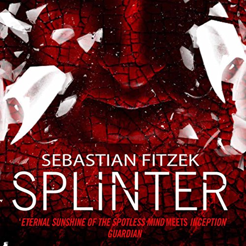 Splinter audiobook cover art