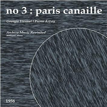 No 3 Paris Canaille - EP