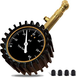 Best tire gauge with pressure release valve Reviews