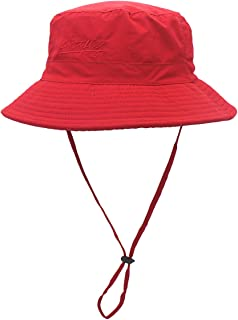 Home Prefer Unisex Wo Lightweight Breathable Daily Summer Boonie Hat Sun Protection Bucket Hat Outdoor Fishing Hat,