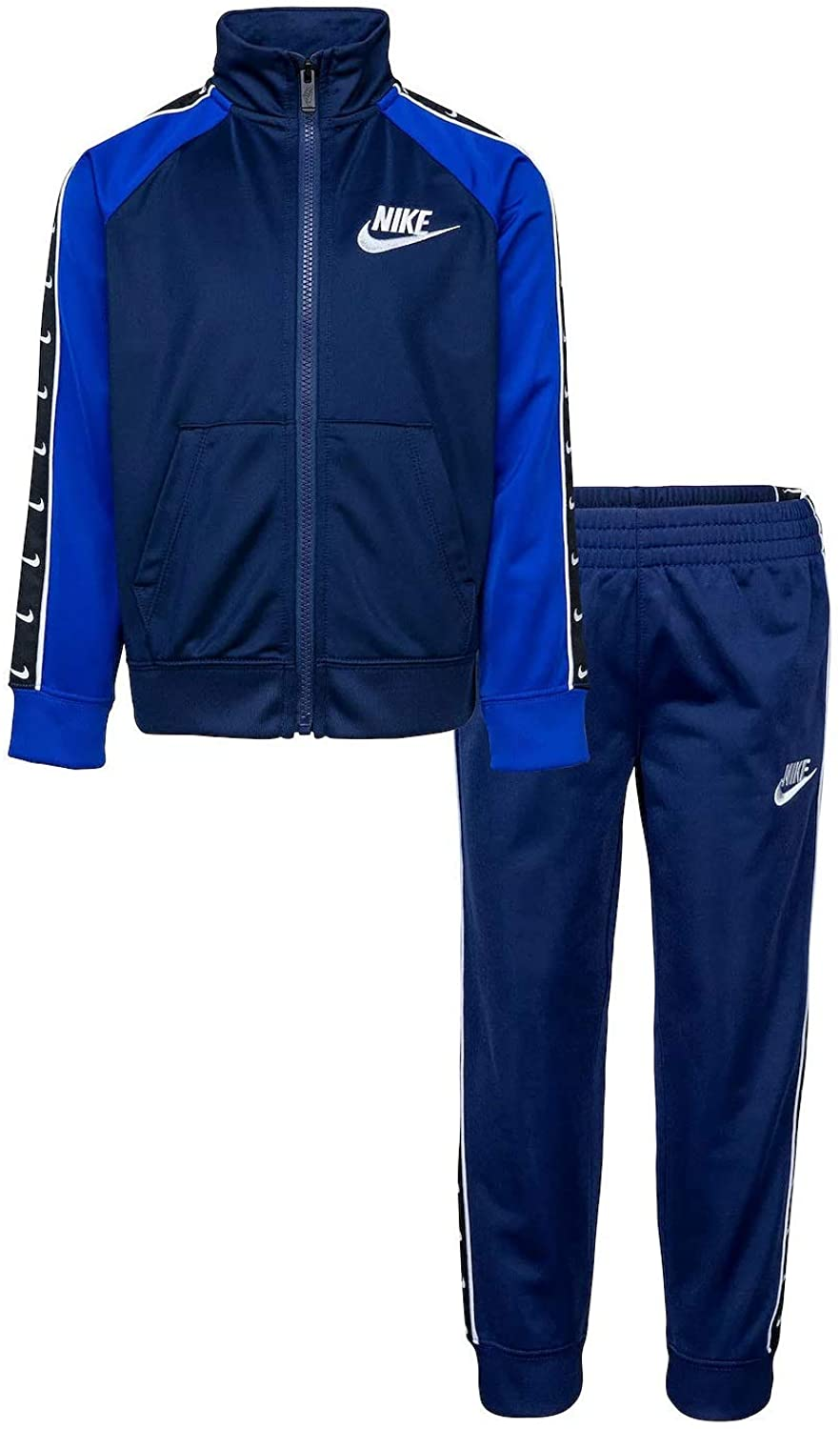 Nike Boys' 2-Piece Max 43% OFF Tricot Pants Set Trust Tracksuit Outfit