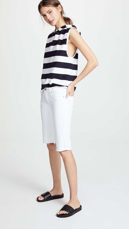HUDSON Women's Tally Midrise Skinny Crop 5 Pocket Jean