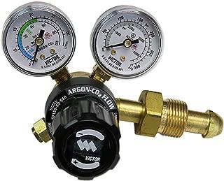 Precision Gas Regulator for Pulse Arc Welding