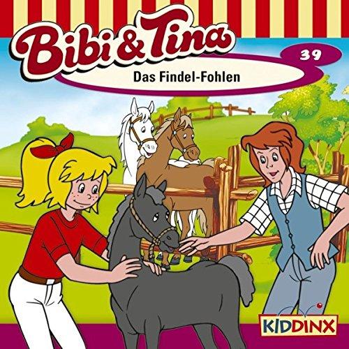 Das Findel-Fohlen audiobook cover art