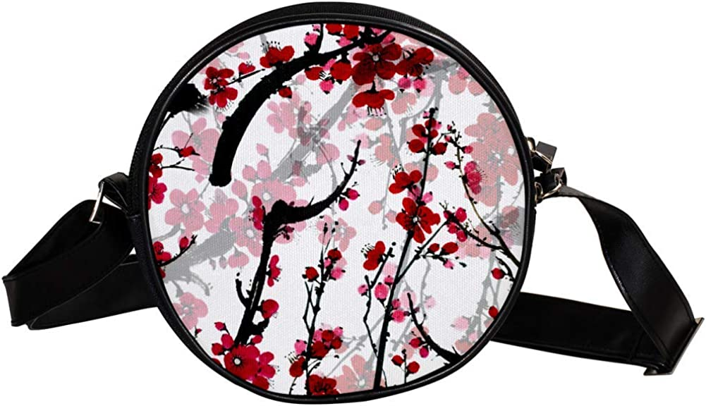 Coin Purse For Kids Plum Blossom Our shop OFFers the best service Bag Crossbody Max 62% OFF Wallet Mini Girls