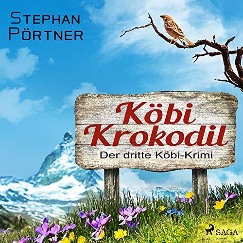 Köbi Krokodil audiobook cover art