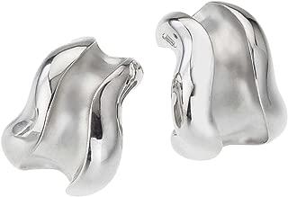 Caroline Ballou Silk Road Sterling Silver Earrings