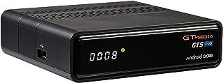 GT MEDIA GTS Pro 4K Decodificador Satélite DVB-S/S2 Android 6.0 TV Box Smart TV Box, Soporte Youtube 4K 3D H.265 HD 1080P ...