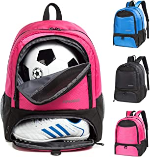 Youth Soccer Bags Soccer Backpack Basketball vollyball...
