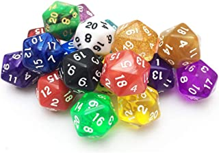 Best mtg 20 sided die Reviews