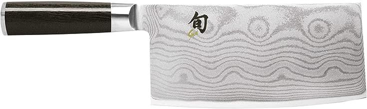 Kai Shun Classic Vegetable Cleaver 18.7cm Kitchen Knife, Stainless Steel, DM0712