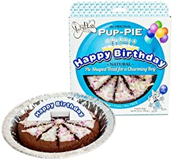 Lazy Dog Cookie Company Original Pup-Pie Dog Treat Cakes