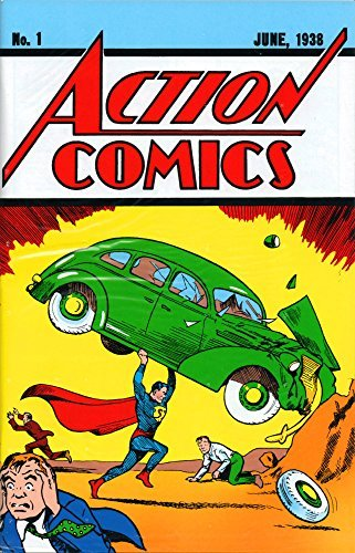 Action Comics #1 Loot Crate January 2017 Edition (Reprints...