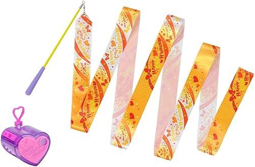 Happy Choo 3 (Chuchuchu) Ribbon Lemon Sherbet [Toy] (japan import)