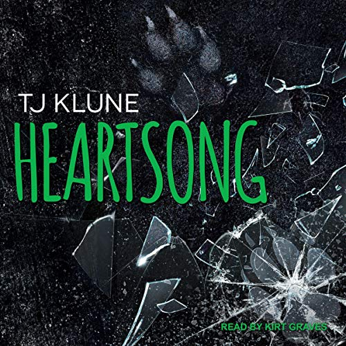 Heartsong audiobook cover art