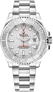 Best yachtmaster platinum and stainless steel automatic Reviews