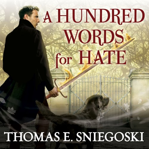 A Hundred Words for Hate audiobook cover art