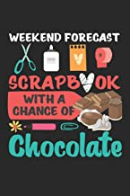 Weekend Forecast: Scrapbooking Friends Handmade Chocolate Lover