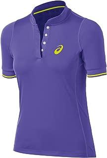 ASICS Women's Break Polo Short Sleeve Top