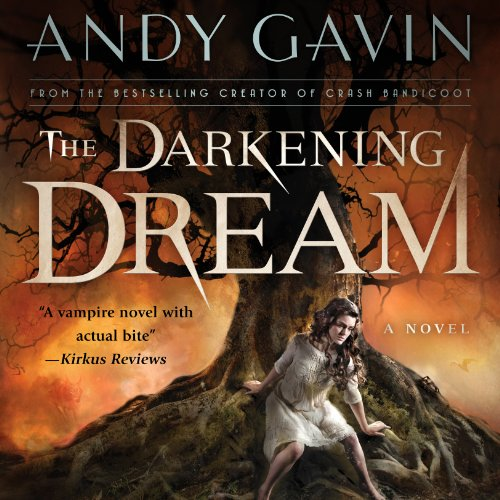 The Darkening Dream audiobook cover art