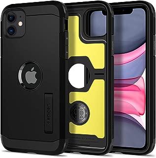 Capa iPhone 11 Spigen Tough Armor Black, Spigen, Capa Anti-Impacto, Preto