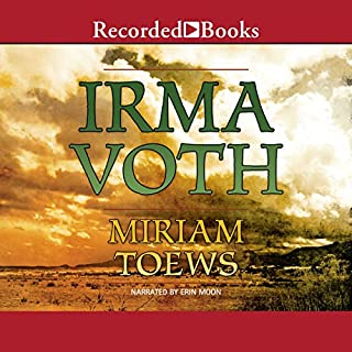 Irma Voth audiobook cover art