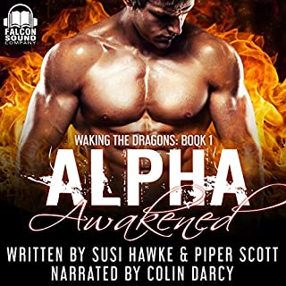 Alpha Awakened audiobook cover art