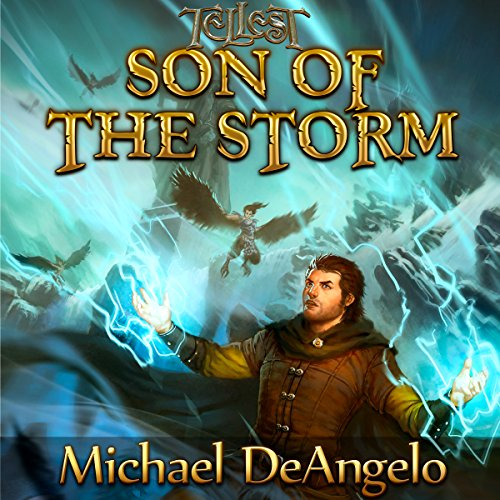 Son of the Storm audiobook cover art