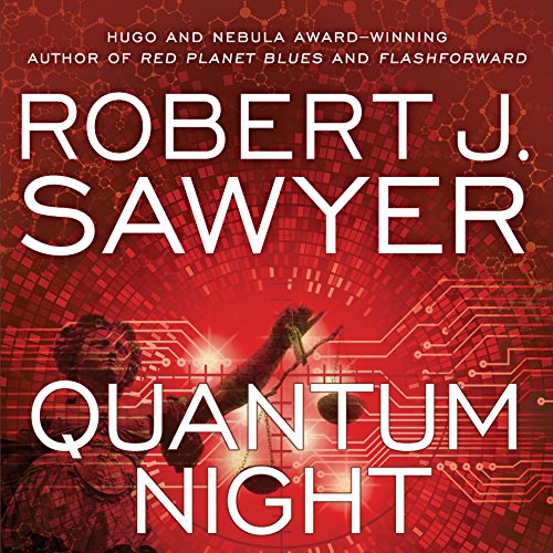 Quantum Night audiobook cover art