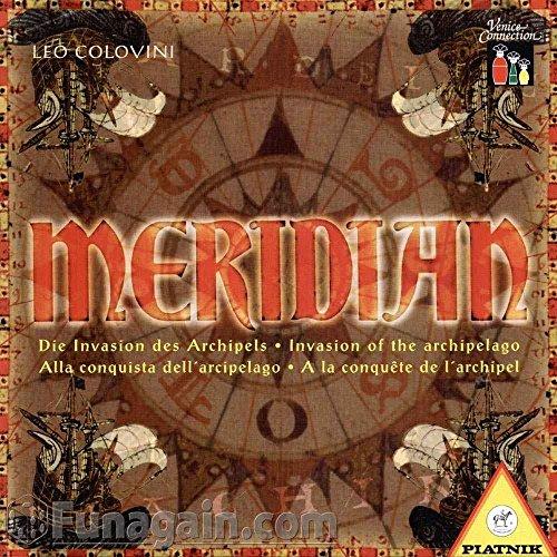 Piatnik Deutschland Meridian, The Invasion of The Archipelago / ab 10 J.