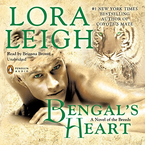 Bengal's Heart audiobook cover art