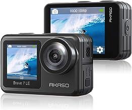 AKASO Action cam 4K /30fps /Action Kamera 20MP Unterwasserkamera IPX7 wasserdicht EIS 2.0..
