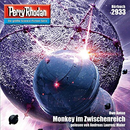 Monkey im Zwischenreich Titelbild