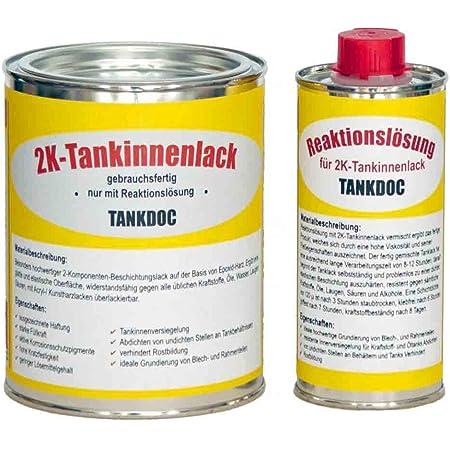 Kreem Tankentroster Granulat Ph Si Für 12 Liter Tauchbad Auto